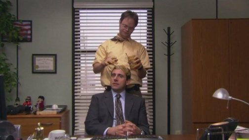 the office peanut butter